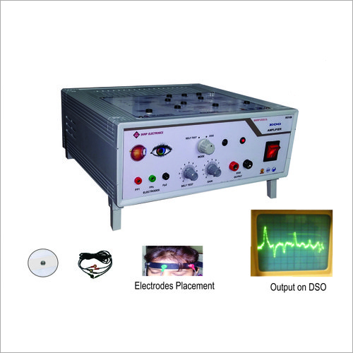 EOG Amplifier 3 Lead Trainer