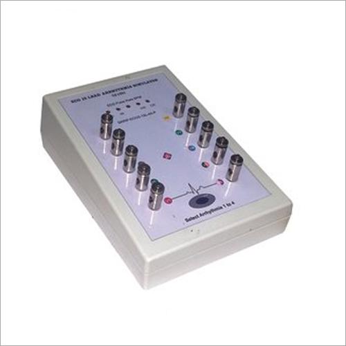 12L-4A-P ECG Arrhythmias Simulator