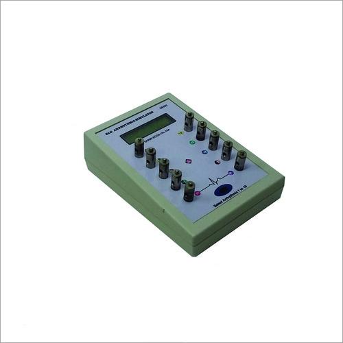 LCD Display 12L-15A-P ECG Arrhythmias Simulator