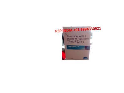 Cefaprime Cv 625mg Tablets
