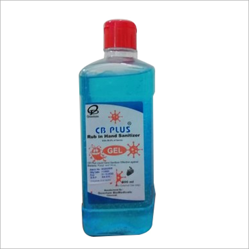 500 ml Alcohol Based Hand Sanitizer Gel