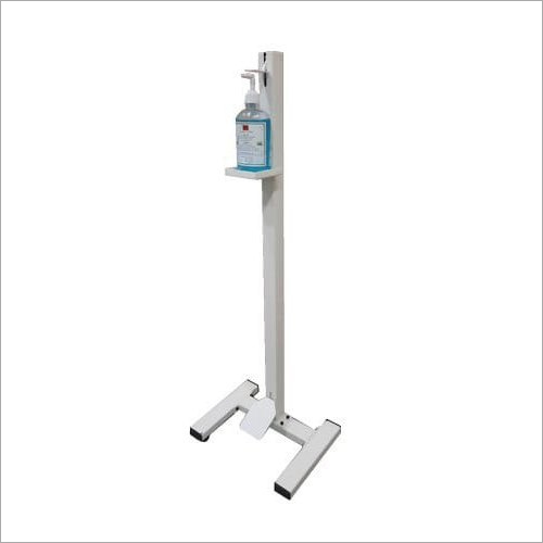 Foot Operated Hand Sanitizer Stand