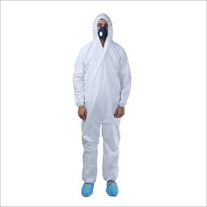 Safety And Protective Disposable Isolation Suit