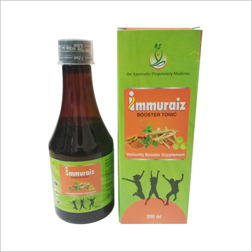 Immuraiz Ayurvedic Immunity Booster Syrup