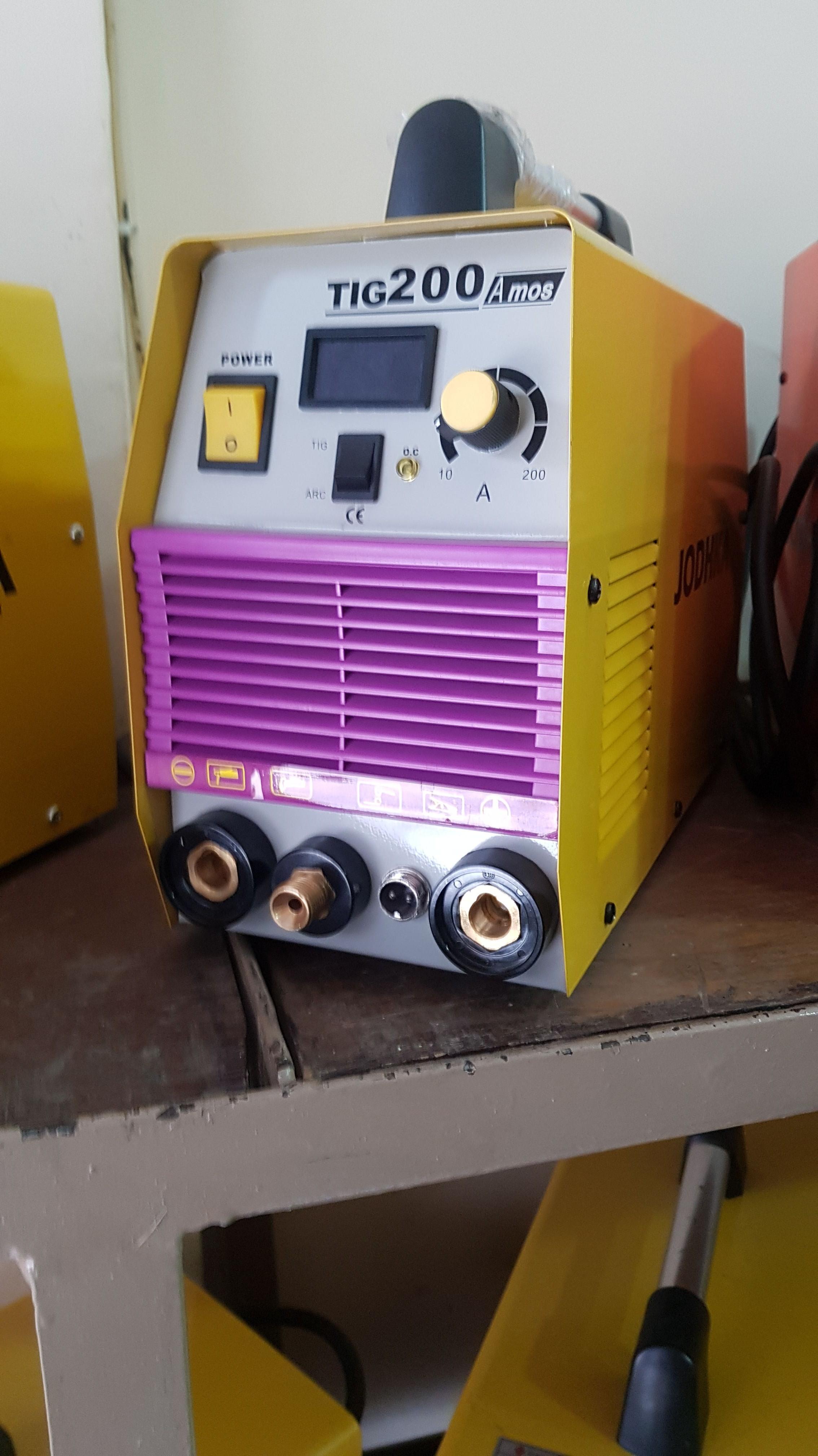 200 Amp 1 phase ARC/TIG