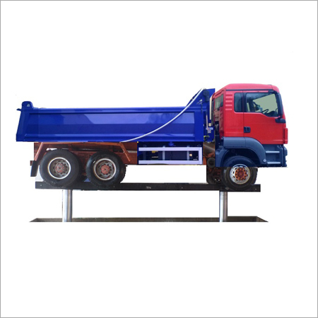CSPL 80 Bus Truck Washing Lift