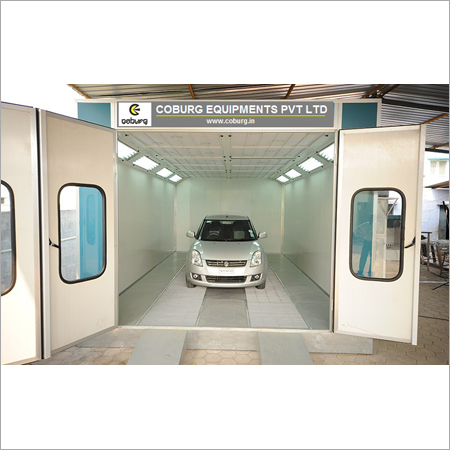 Paint Booth CPD 0357
