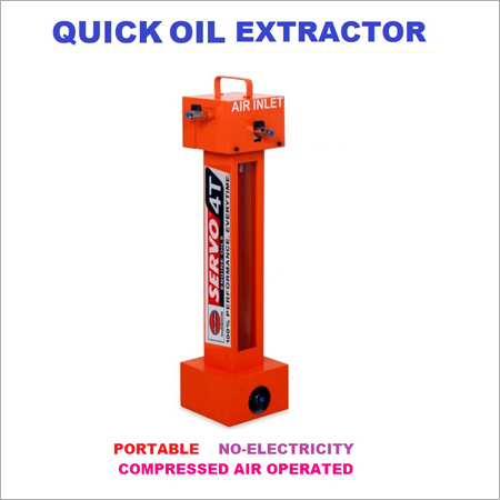 QOC 40A Oil Extractor