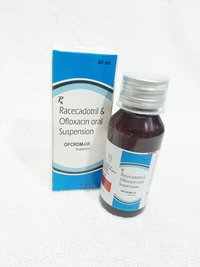 OFLOXACIN, ORDINAZOLE & RECECADOTRIL ORAL SUSPENSION