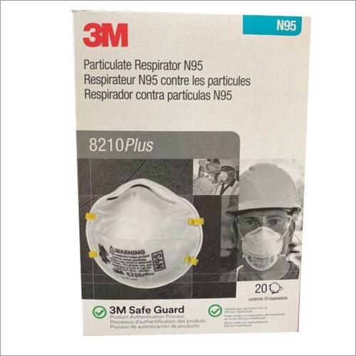 3M 8210 Plus Safe Guard Mask