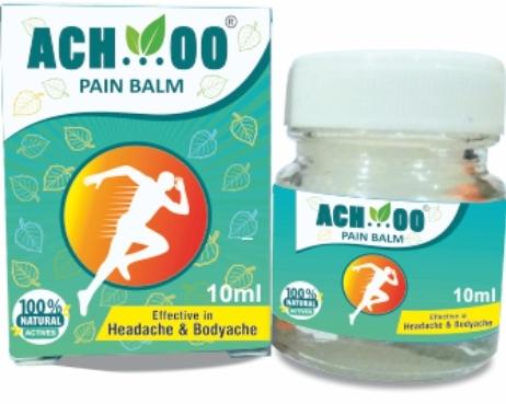 ACHOO PAIN BALM