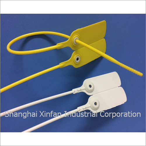 Tamper Proof Plastic Seal 400mm Pull Tight Seal