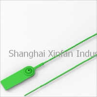 Two-Piece Pull-Tight Plastic Tamper Seal