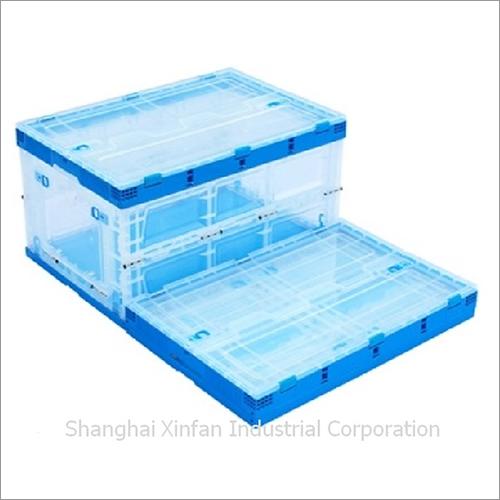 Plastic Folding Crate