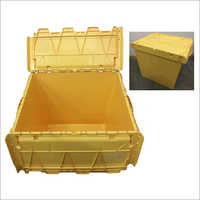 Big Plastic Crate Plastic Safety Box