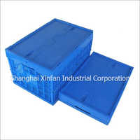 Fodable Plastic Crate