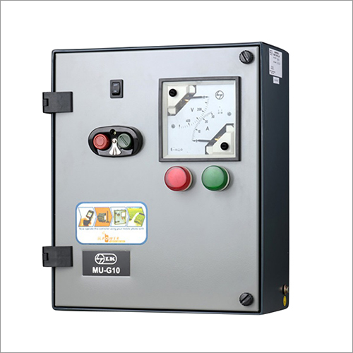 Electric Pump Control Panel