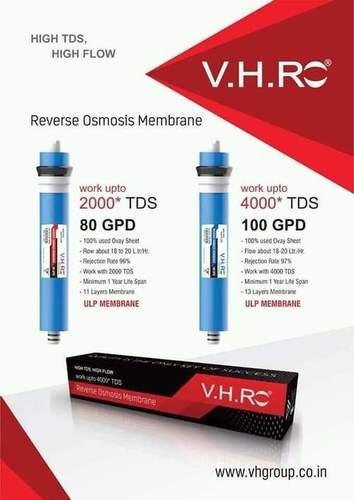 VHRO Reverse Osmosis Membrane