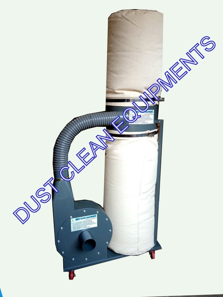 Single Pair Bag Wood Dust Collector