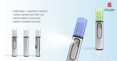 Nano Mist Sprayer With Power Bank 2000 Mah Certifications: Available