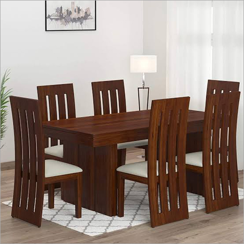 Sheesham Wooden Dining Table
