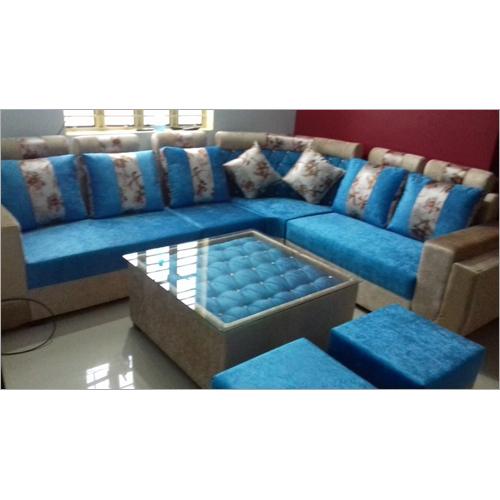 Fancy L Shaped Sofa Set