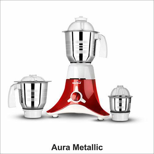 Aura Metallic Mixer Grinders