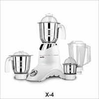 X-4 Mixer Grinders