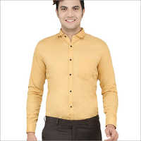 Mens Premium Solid Shirt