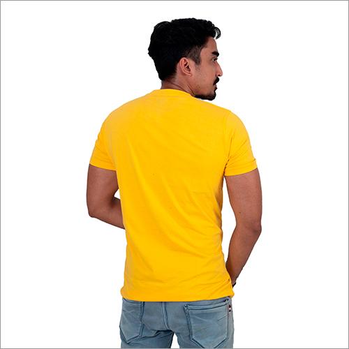 Mens Half Sleeve Round Neck T-Shirt
