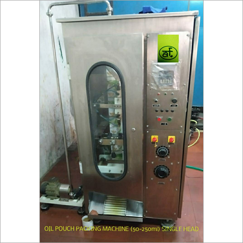 Single Head Oil Packing Machine