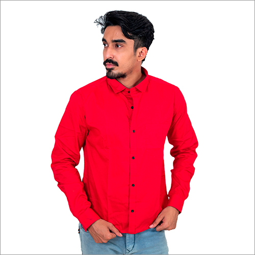 Mens Cotton Shirt
