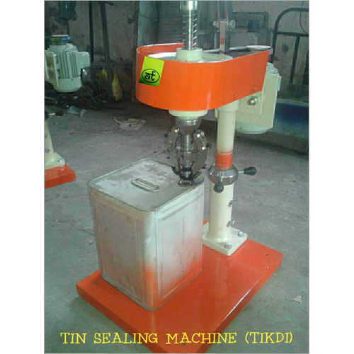 Tin Sealing Machine (Tikdi)