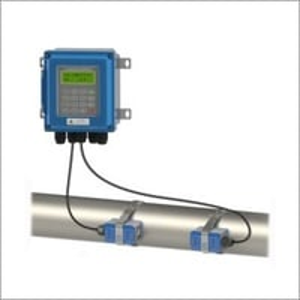 Clamp Type Ultrasonic BTU Meter