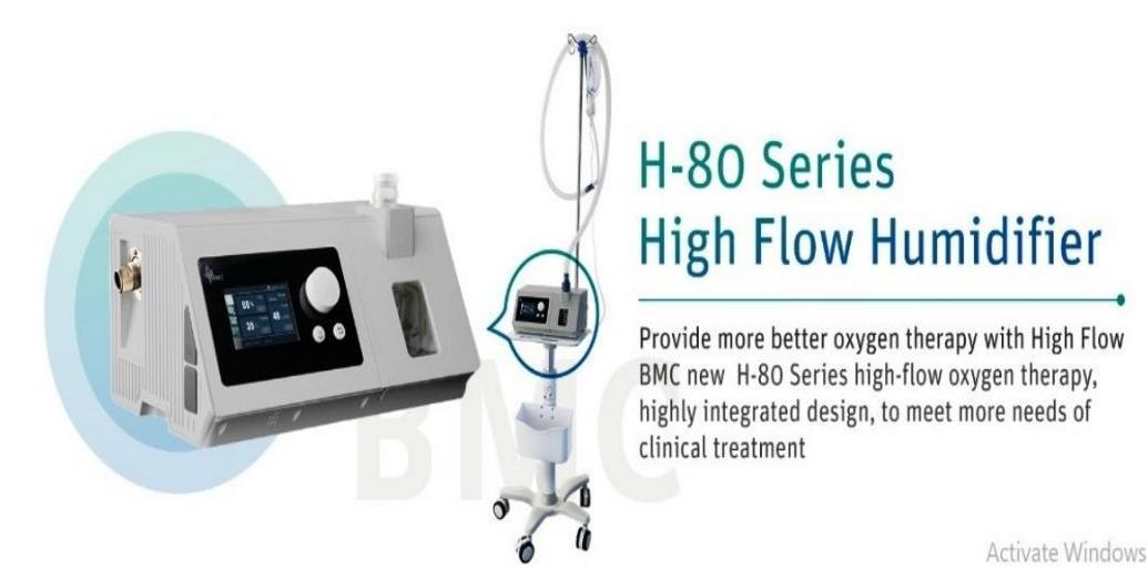 HFNC Machine(OXYGEN THERAPY)