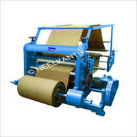 Vertical Paper Corrugating Machine