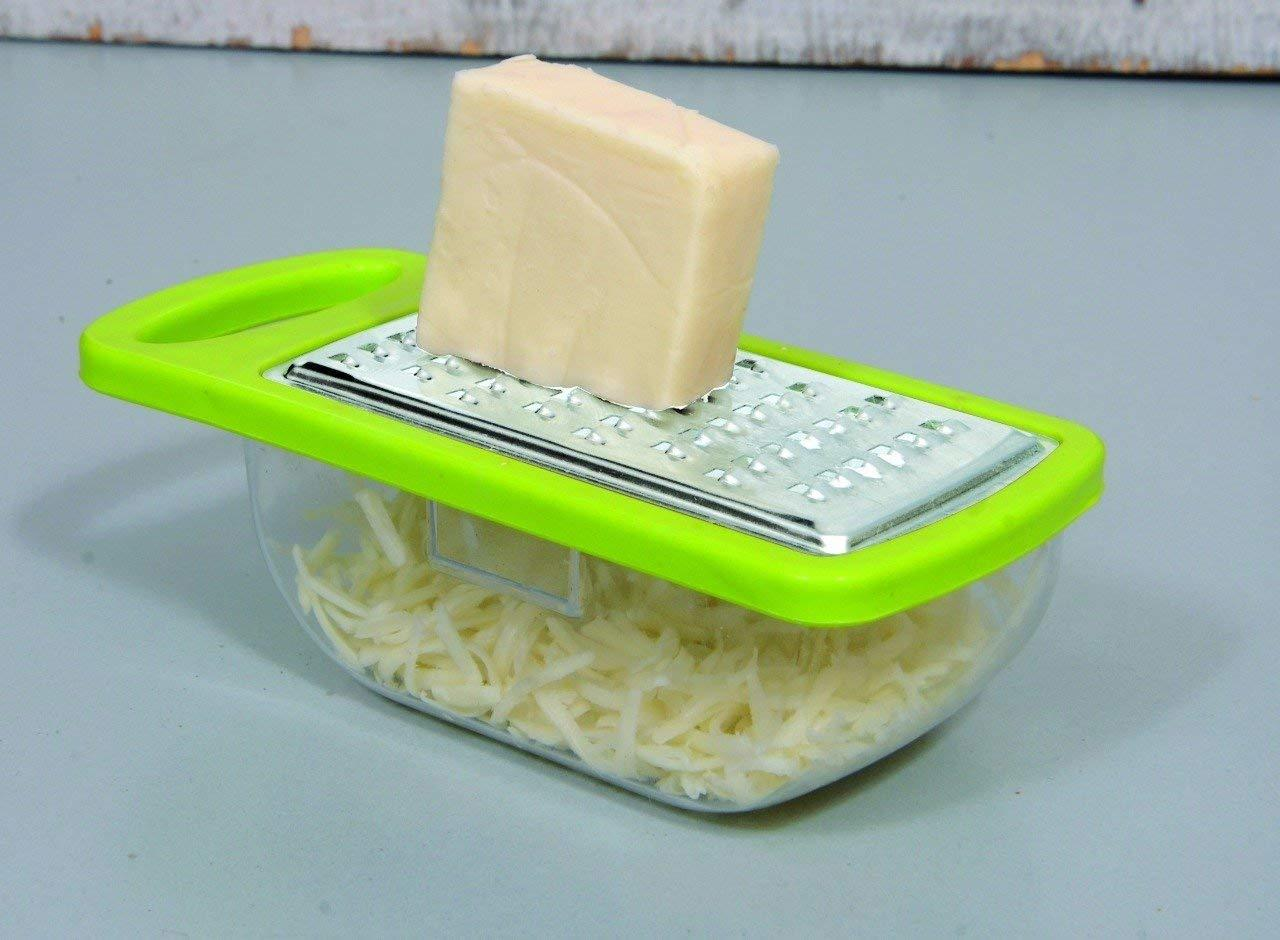 Cheese Grator with Collector Tray