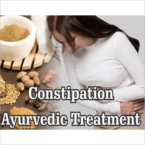 Ayurvedic Treatment For Constipition