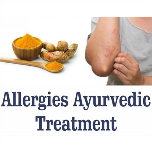 Ayurvedic Treatment For Skin Allergy