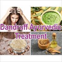 Ayurvedic Treatment For Dandruff