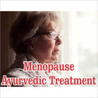 Ayurvedic Treatment For Menopause