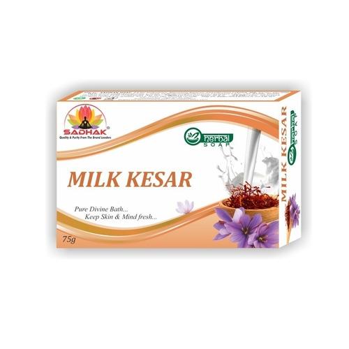 Milk Kesar Soap