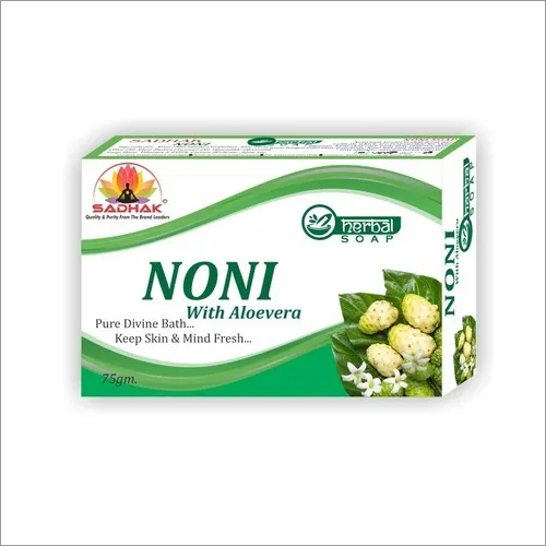 Noni with Aloevera Soap