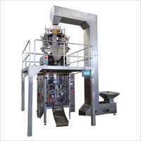 Single Phase Chips Packing Machine