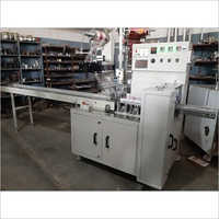 Center Seal Face Mask Packing Machine