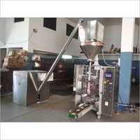 Collar Type Auger Filler Packing Machine With Screw Conveyor