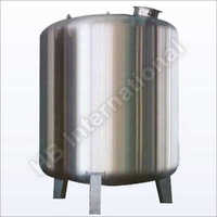 Stainless Steel Jacketed Tank