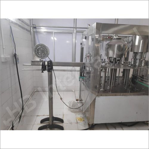 Mineral Water Bottle Filling And Capping Machine