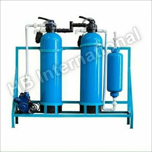 FRP DM Water Plant