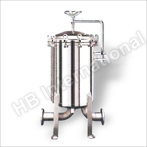 HB SS Inline Multi Bag Filter
